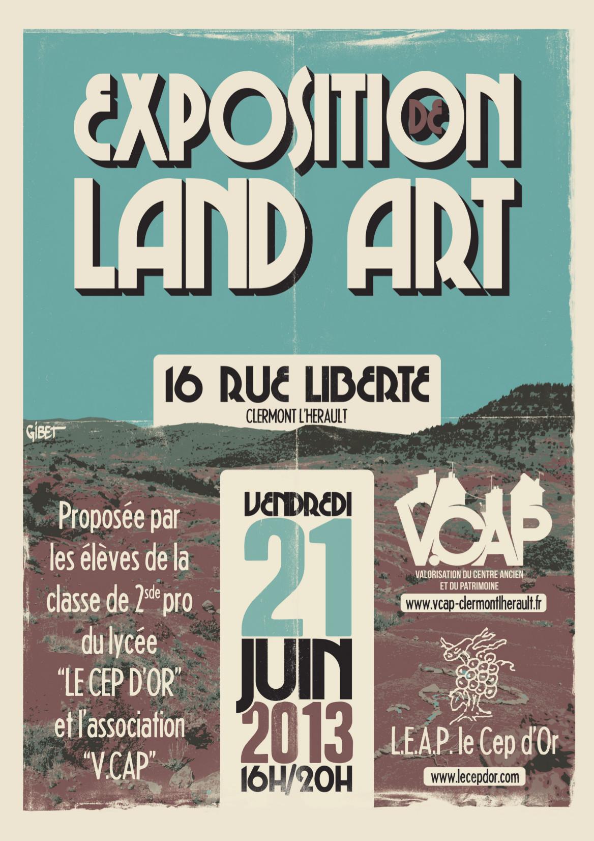Exposition Landart