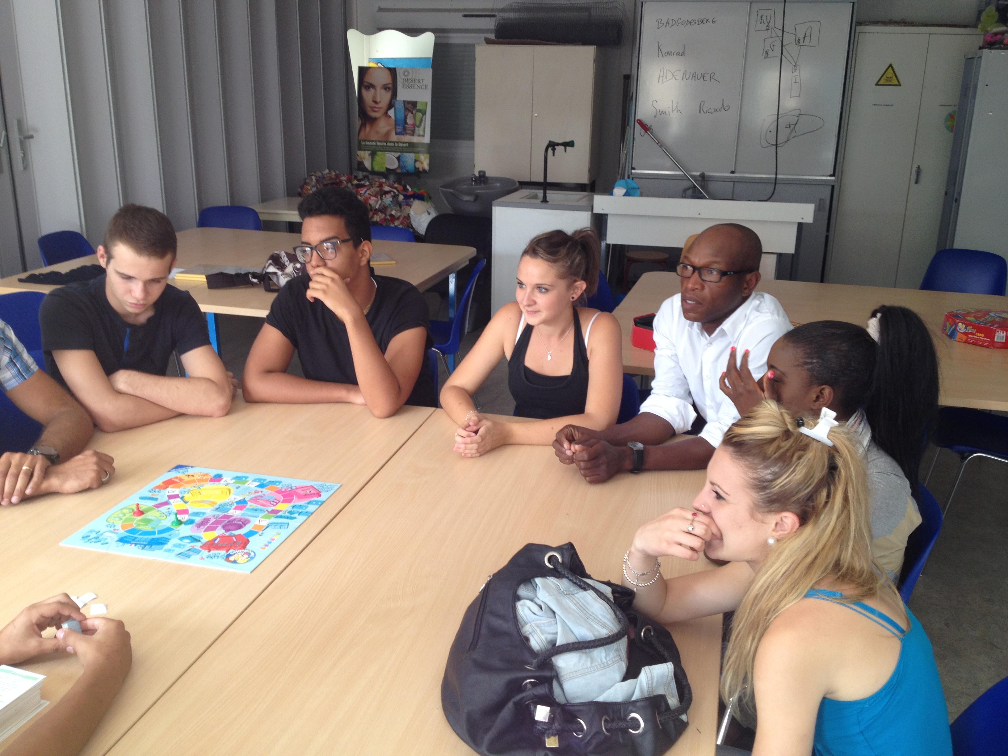 Esprit d'équipe et cohésion de groupe