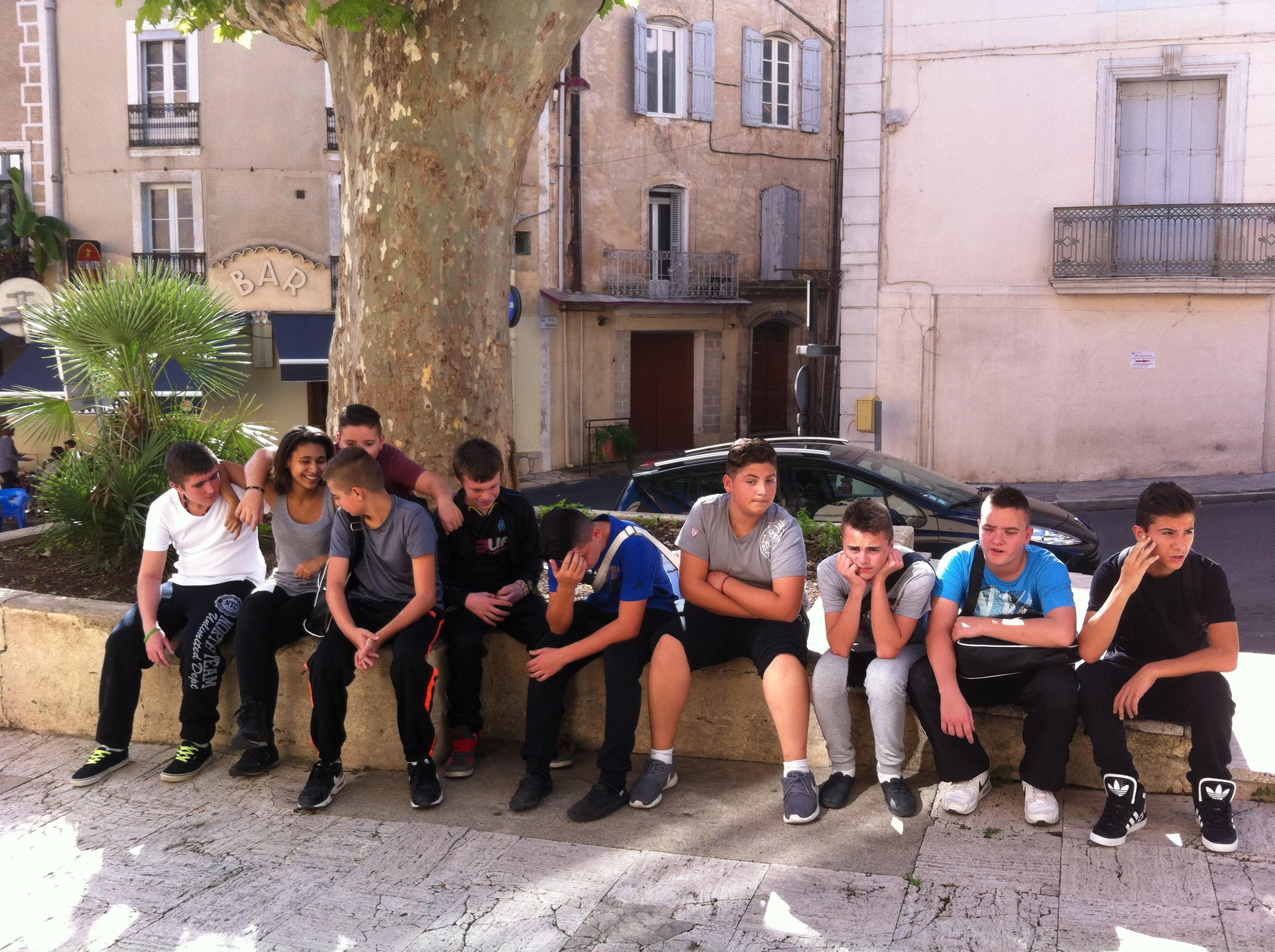 Et si on visitait Clermont l'Hérault………