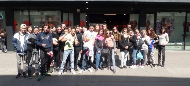 Voyage en Espagne du 28 au 30 avril: paroles d'élèves