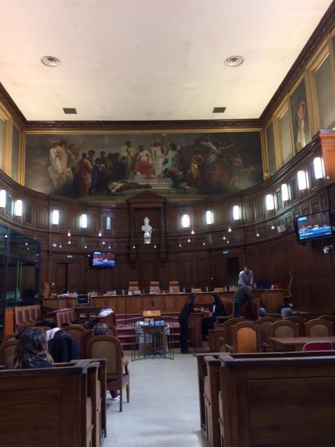 Les assises de Montpellier
